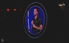 Pastor Carl Lentz preaching about the condition of the soul.