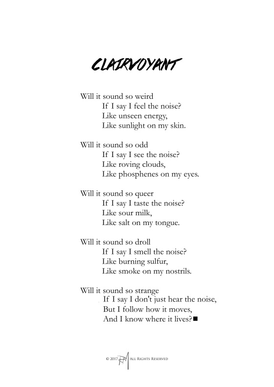 Clairvoyant by Rie Manaloto